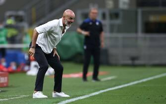 Milan vs Atalanta - Serie A TIM 2019/2020