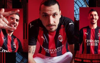 Il Milan omaggia la città: ecco la maglia 2020/21