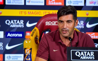 "Fonseca: ""Stanchi ma motivati, vogliamo 5° posto"""