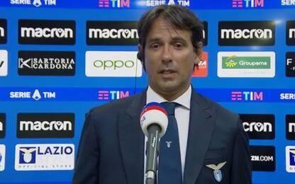"""Inzaghi: """"Record Immobile, un premio per tutti"""""""