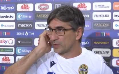 "Juric: ""Il passato al Genoa? Lì vado per vincere"""