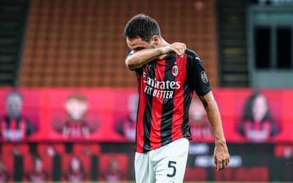 Bonaventura, addio al Milan tra le lacrime. VIDEO