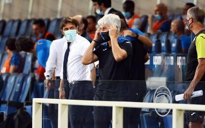 """Gasperini: """"Inter ci ha dato una bella sveglia"""""""