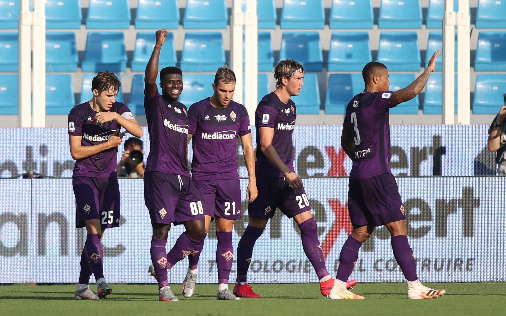 Spal-Fiorentina 1-3: gol e highlights. Decidono Kouamé e Pulgar nel ...