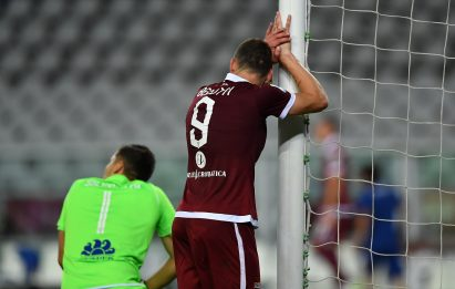 Pali in Serie A: CR7, Insigne e Belotti in testa