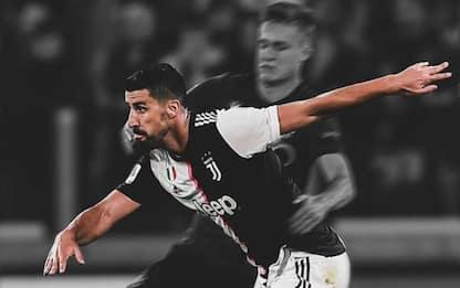 "Khedira: ""Amo la Juve, tornerò forte come prima"""