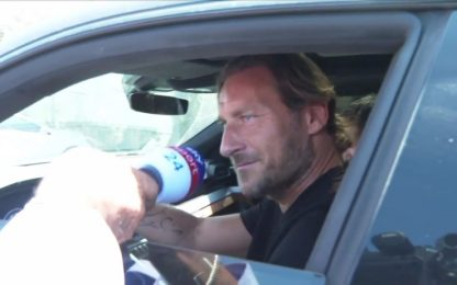 """Totti: """"Zaniolo da Pallone d'Oro? Continui così"""""""