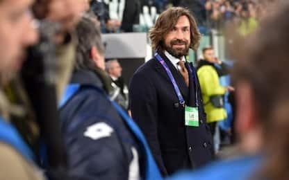 """Pirlo e la chat con Cannavaro: """"Modulo? 4-3-3"""""""