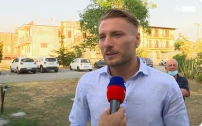 """Immobile: """"Altri 4 anni alla Lazio e supero Piola"""""""