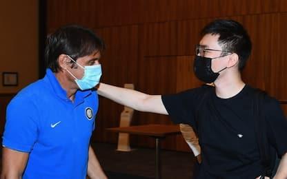 """Zhang: """"Conte ha qualità per portare Inter al top"""""""