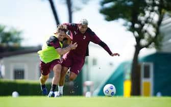 AC Milan, amichevole Prima squadra vs Primavera