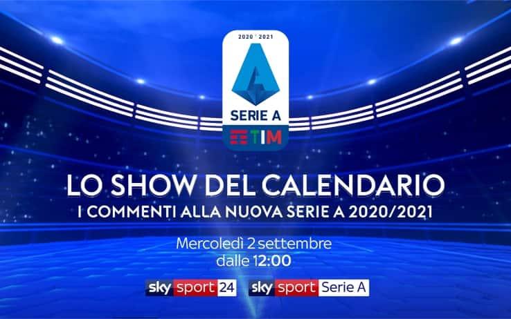 Calendario Serie A 2020 2021, dove vedere il sorteggio | Sky Sport