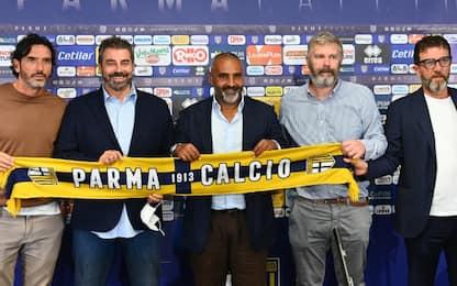 """Liverani: """"Parma nell'élite. Felice di essere qui"""""""