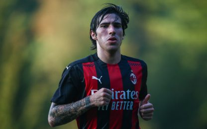 Milan cresce, 3-1 al Brescia ed esordio di Tonali