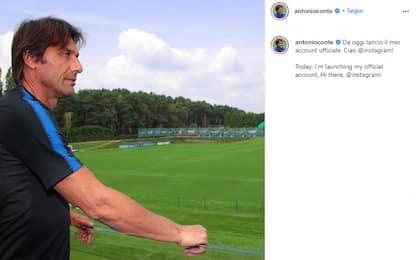 Conte torna sui social: lanciato profilo Instagram