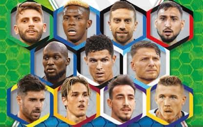 Con la Serie A tornano le card Adrenalyn XL