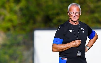 """Ranieri: """"Juve corazzata, ma abbiamo un vantaggio"""""""
