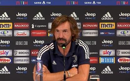 La conferenza stampa di Andrea Pirlo LIVE