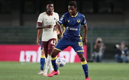Verona-Roma 0-0 LIVE: occasione Mkhitaryan