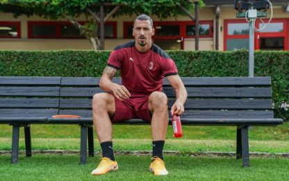Ibra guida il Milan: così in campo col Bologna
