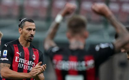 Milan-Bologna 1-0 LIVE, la sblocca Ibrahimovic