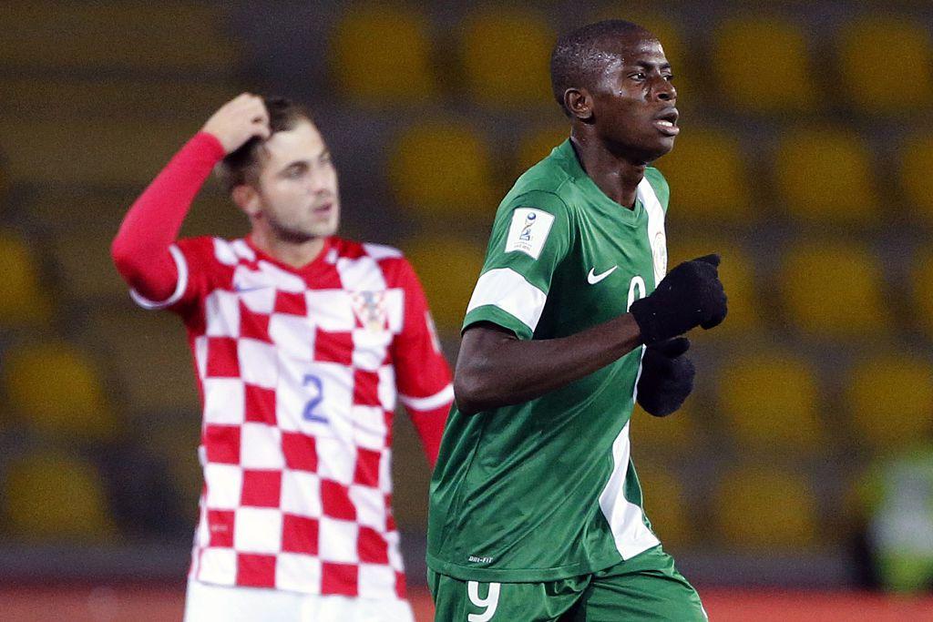Nigeria-Croatia FIFA U-17 World Cup Chile 2015
