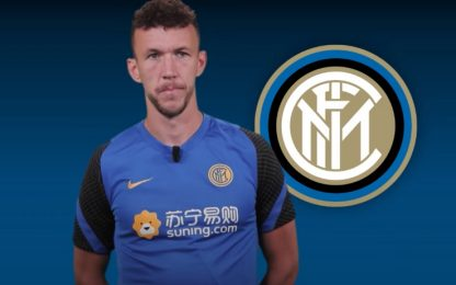 "Perisic: ""Pronto a fare grandi cose nell'Inter"""
