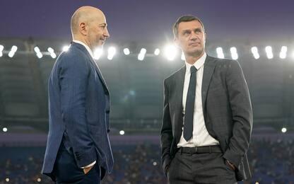 """Gazidis su Maldini: """"Nessuno convince come lui"""""""