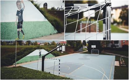 Ilicic, nasce il parco 'donato' ai bambini sloveni