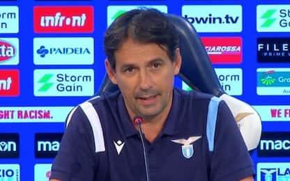 """Inzaghi: """"Con l'Atalanta sfide sempre intense"""""""
