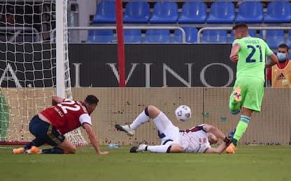 Cagliari-Lazio 0-1 LIVE: ci prova Milinkovic-Savic