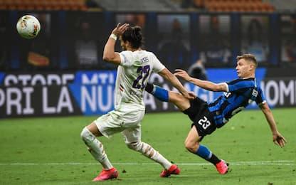 Inter-Fiorentina, dove vedere la partita in tv