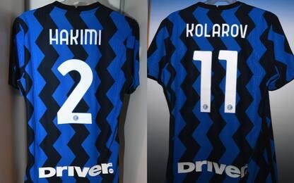 Inter-Fiorentina LIVE: c'è Young, Hakimi in panca