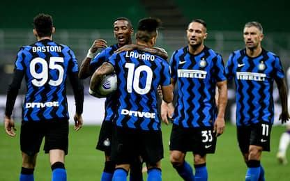 Inter-Fiorentina 4-3 LIVE: D'ambrosio a segno!