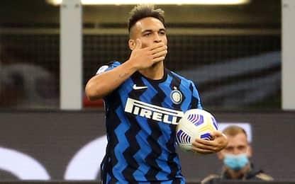 Inter-Fiorentina 1-1 LIVE: gol di Lautaro