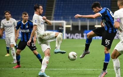 Inter-Fiorentina, le probabili formazioni