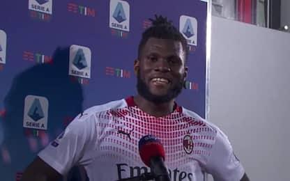 """Kessié: """"Mi chiamano presidente? Qui sono il capo"""""""
