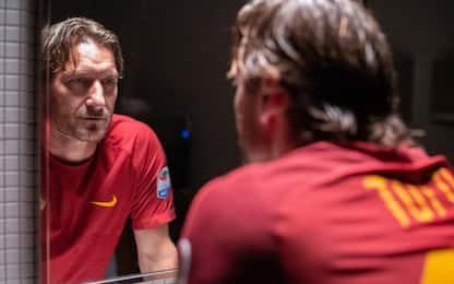 """""""Mi chiamo Totti"""", la sua storia in un film. FOTO"""