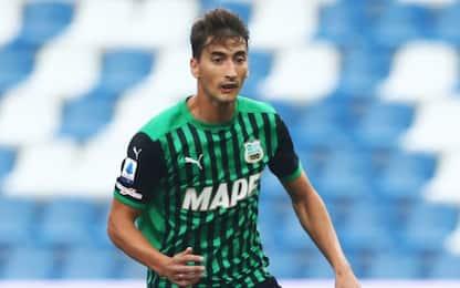 Spezia-Sassuolo 0-1 LIVE: gran gol di Djuricic