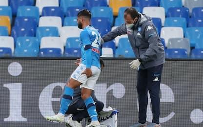 """Stop Insigne, l'agente: """"Salta Juve e Nazionale"""""""