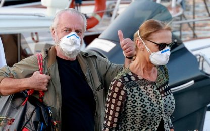 Napoli, De Laurentiis è guarito dal Coronavirus