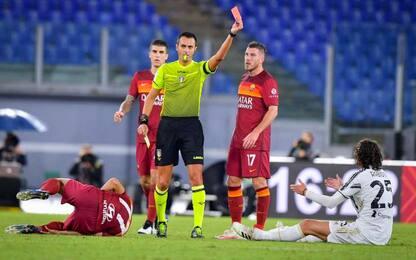 Serie A, squalificati Iacoponi e Rabiot