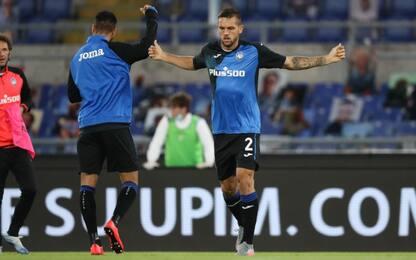 Lazio-Atalanta 0-0 LIVE: gioca Malinovskyi dal 1'