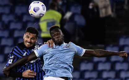 Lazio-Atalanta 1-3 LIVE: accorcia Caicedo