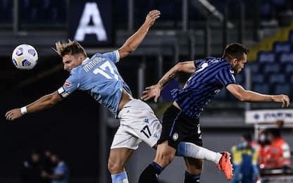 Lazio-Atalanta 0-2 LIVE: raddoppia Hateboer