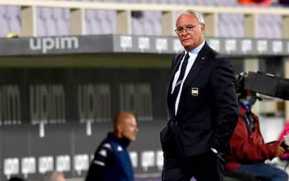 """Ranieri: """"Risposto alla grande. Rosa è migliorata"""""""