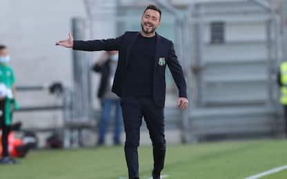 """De Zerbi: """"Vittoria da squadra cinica e matura"""""""