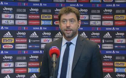 """Agnelli: """"Protocolli chiari, la Juve segue regole"""""""