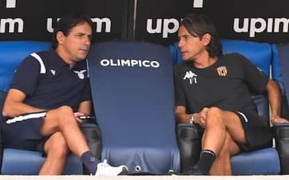 """Inzaghi: """"Juve? Ero sereno, ora penso alla Lazio"""""""