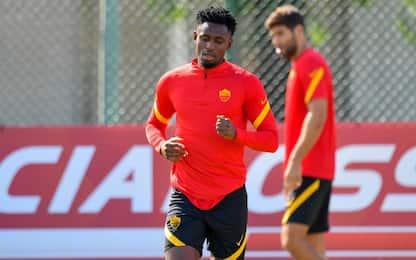 """Diawara positivo dopo la Nazionale: """"Sto bene"""""""